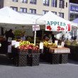 New York City Street Fairs, Farmer's Markets. 14 street. Jan. 2010 — Stock Photo