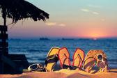 Beach Accessories — Stock Photo