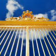 Golden Gate at Versailles Palace — Stock Photo