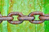 Anchor Chain — Stockfoto