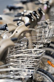 Several Bicycle — Stock Photo