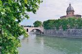 Antik köprüsü — Stok fotoğraf