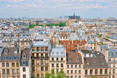 Central Paris — Stock Photo