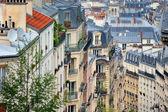 Montmartre Quarter — Stock Photo
