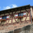 Nuremberg house — Stock Photo