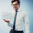 Business analysis  — Stock Photo