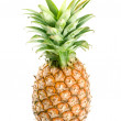 Ripe pineapple isolated on white background — Stock Photo