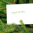 Christmas card - Stockfoto