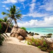 Seascape. The Seychelles — Stock Photo