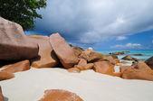 Tropikalna plaża — Zdjęcie stockowe