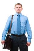 Hombre de negocios seguro — Foto de Stock