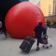 Red ball — Stock Photo