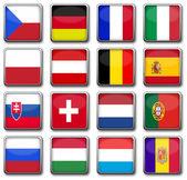 国旗 — 图库照片