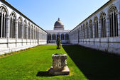 Camposanto Monumentale — Stock Photo