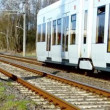 Tram line 7 in Cologne , Germany — Stock Video