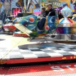 Stock Video: Cologne - may 12, 2013 - Colorful twister ride