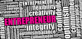 Characteristics Often Attributed to Entrepreneurs  — Stock Photo