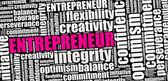 Characteristics Often Attributed to Entrepreneurs  — Stock Photo