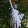 statue of liberty — Stock Photo