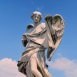 Sculpture of Angel — Stock Photo