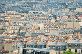 Quarter of Montmartre — Stock Photo