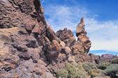 Rocas volcánicas — Foto de Stock