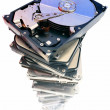 Hard discs  — Stock Photo