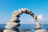 Stones Balancing — Stock Photo