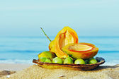 Tropical fruit — Stock Photo