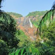 Stock Photo: Waterfall in Old Goa