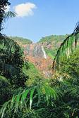 Waterfall in Old Goa — Stok fotoğraf