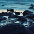 Blue Boulders — Stock Photo