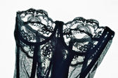 Lace bodice — Stock Photo