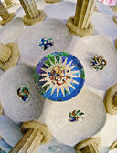 Mosaic Ceiling — Stock Photo
