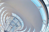 Reichstag Cupola — Stock Photo