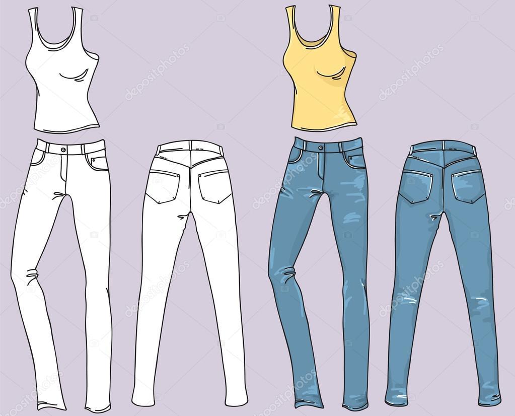 Popular Fashion Flats Fashion Men Fashion Templates Pleated Pants Men Pants
