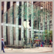 Apple Store on 5 avenue — Stock Photo