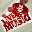 Live Music! — Stock Vector #22813392