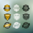 Retro Badge Collection — Stock Vector #22813804