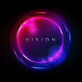 Vision — Stock Vector