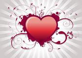 Love symbol. — Stock vektor