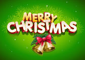 God jul. — Stockvektor
