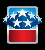 Vote banner — Stock Vector