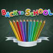 Back to School — Stock Vector #28553257