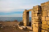 Chersonesos ruins — Stock Photo