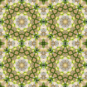 Blossom orange pattern — Stock Photo
