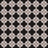 Seamless gothic pattern — Stock Photo