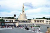 Sanctuary of Our Lady of Fatima — Stock Photo