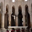 Monastery of Alcobaça - Church Mosteiro de Alcobaça — ストック写真