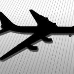 Aeroplane — Stock Vector